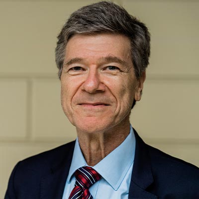 Professor Jeffrey D. Sachs